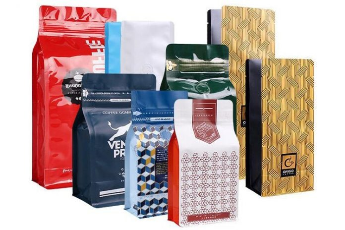kinds of coffee bags